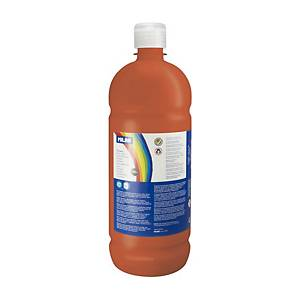 Milan Temperfarbe, 1.000 ml, rot