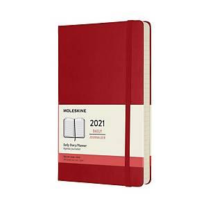 MOLESKINE DIARY PLANNER WTV 130X210 RED