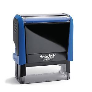 Monture seule pour tampon Trodat Printy 4913 - bleue