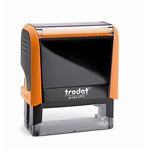 Monture seule pour tampon Trodat Printy 4913 - orange