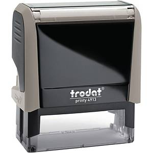 Monture seule pour tampon Trodat Printy 4913 - taupe