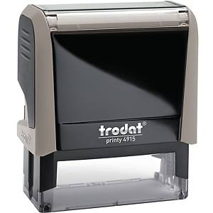 Monture seule pour tampon Trodat Printy 4915 - taupe