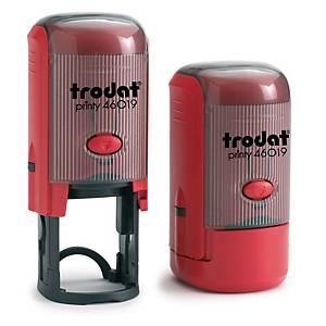 Monture seule pour tampon Trodat Printy 46019 - rouge