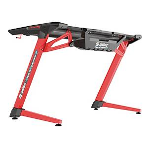 SANDBERG FIGHTER GAMING DESK 2, RED