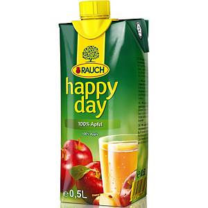 Happy Day Fruchtsaft, Apfel, 0.5 l