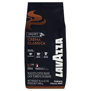 Café en grains Lavazza Crema Classica - paquet de 1 kg