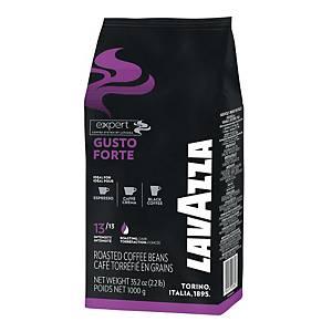 Kawa ziarnista LAVAZZA Gusto Forte, 1 kg