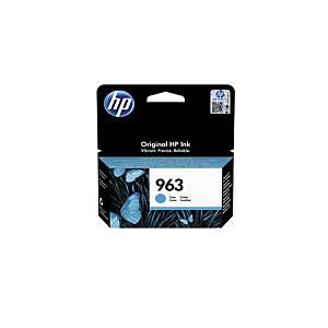 HP inkoustová kazeta 963 (3JA23AE) cyan