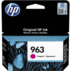 Tintenpatrone HP No. 963M 3JA24AE, 700 Seiten, magenta