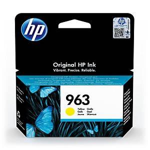 HP inkoustová kazeta 963 (3JA25AE) žlutá