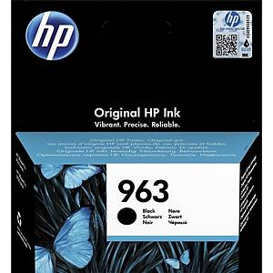 Tintenpatrone HP No. 963B 3JA26AE, 1000 Seiten, black