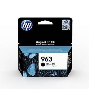 HP inkoustová kazeta 963 (3JA26AE) černá