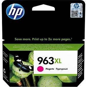 HP 963xl inktjetcartridge 3ja28a magenta