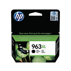 HP 963XL 3JA30AE HY Ink Jet Cartridge Black