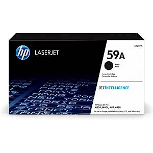 HP 59A (CF259A) toner cartridge, zwart