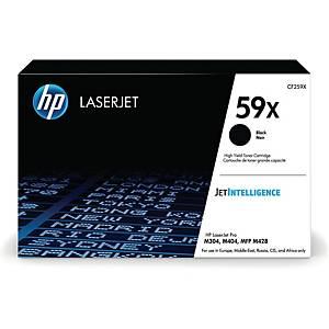 HP 59X CF259X laservärikasetti musta