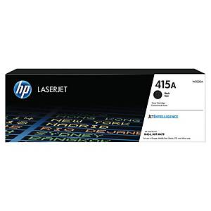 HP 415A Black Original LaserJet Toner Cartridge (W2030A)
