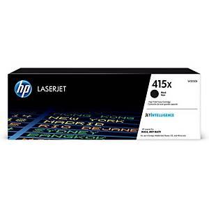 Toner HP415X W2030X, 7500 Seiten, schwarz