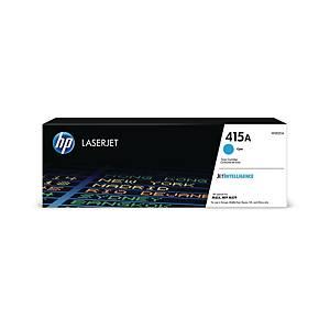 Lasertoner HP 415A W2031A, 2100 sider, cyan