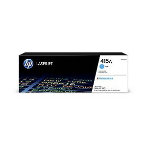HP 415A Cyan Original LaserJet Toner Cartridge (W2031A)