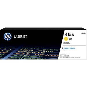HP laserový toner 415A (W2032A), žltý