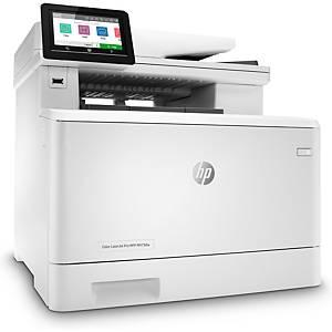 Farebná laserová multifunkčná tlačiareň HP Color LaserJet Pro M479dw A4