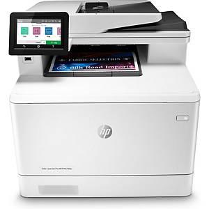 HP Laserjet Pro M479Fdn kleuren laserprinter