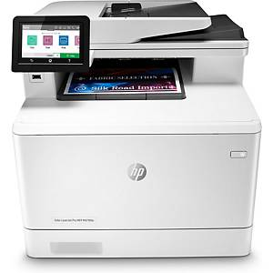 HP Colour LaserJet Pro MFP M479FDN Printer (W1A79A)
