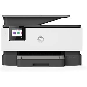 Multifunction device HP OfficeJet Pro 9010, sheet size A4, inkjet color