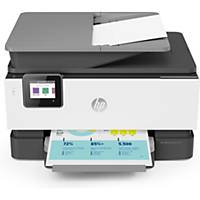 Multifunction device HP OfficeJet Pro 9010, sheet size A4, inkjet color