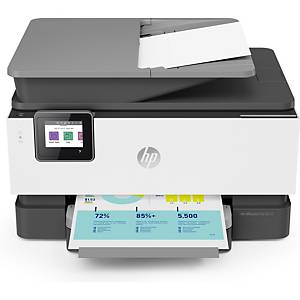 Multifunção de tinta HP OfficeJet Pro 9010 - 4 en 1 - cor