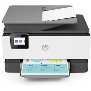 Mutifunción de tinta HP OfficeJet Pro 9010 - color
