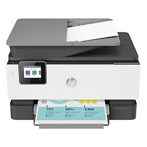 Skrivare HP OfficeJet Pro 9010 All-in-One, multifunktion, inkjet, färg