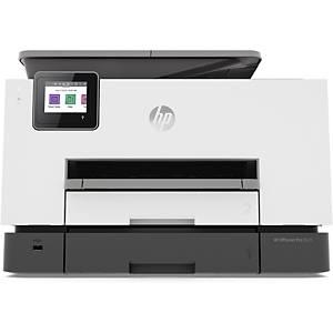 HP OfficeJet Pro 9020 Tintenstrahl-Multifunktionsdrucker farbig