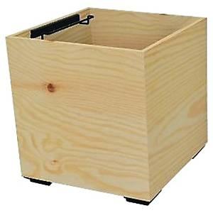Cube fermé Bene Pixel - 36 x 36 cm - pin