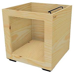 Cube ouvert Bene Pixel - 36 x 36 cm - pin