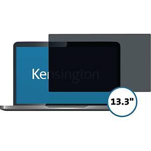 Skærmfilter Kensington Privacy 626459, 13,3 , 16:10, aftageligt