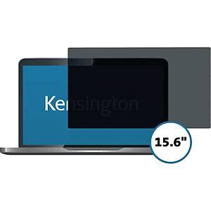 Skærmfilter Kensington Privacy 626469, 15,6 , 16:9, aftageligt