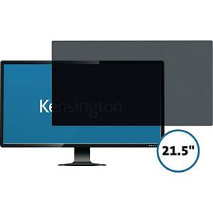 "Skärmfilter Kensington Privacy 626482, 21,5"", 16:9, löstagbart"