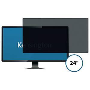 Skærmfilter Kensington Privacy 626488, 24 , 16:10, aftageligt