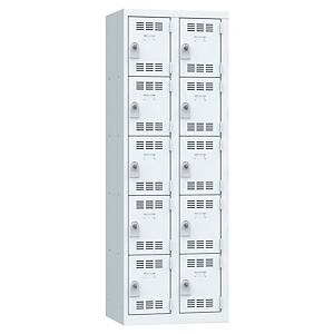 P-HENRY 312204 LOCKER 1 COMPART GREY