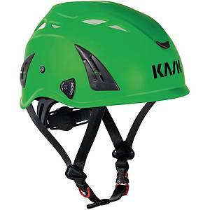 Sikkerhedshjelm Kask Plasma AQ, grøn