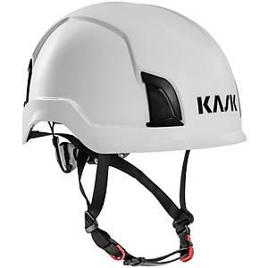 Sikkerhedshjelm Skydda Zenith, hvid