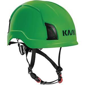 Sikkerhedshjelm Skydda Zenith, grøn