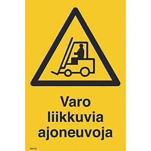 Opaste Varo liikkuvia ajoneuvoja