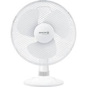 SENCOR SFE 3027WH Tisch-Ventilator
