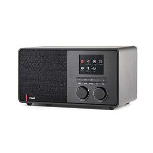 Radio Pinell Supersound 301, FM, DAB+, WIFI, Bluetooth, sort