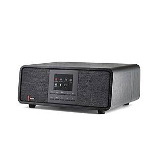 Radio Pinell Supersound 501, FM, DAB+, WIFI, Bluetooth, sort