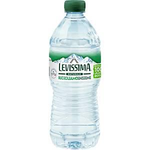 Acqua minerale naturale Levissima bottiglia BioPet 0,5 L - conf. 24