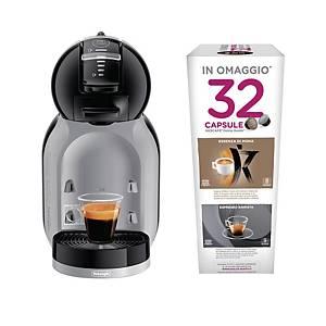 Macchina per caffè Mini Me Nescafè Dolce Gusto + 32 capsule omaggio